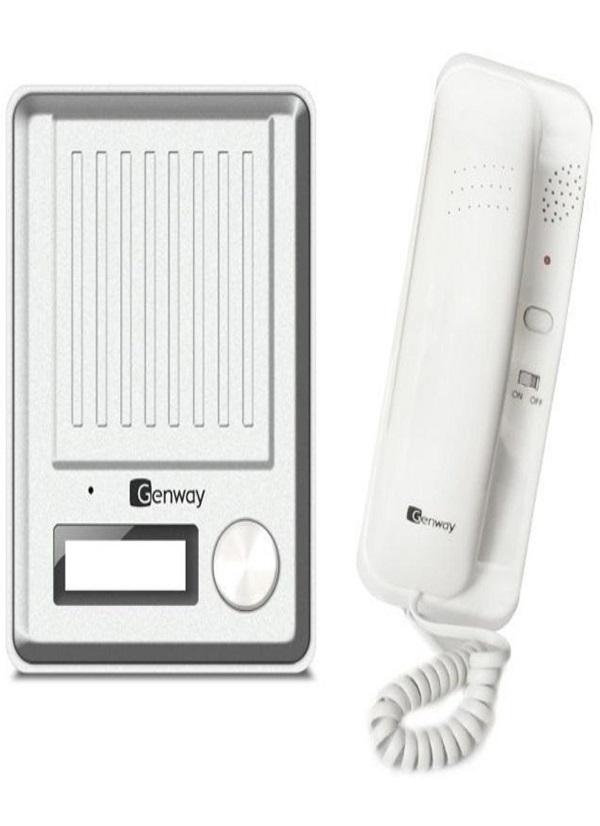Interfon audio pentru vila
